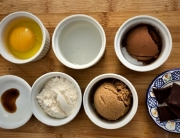 mug cake ingredients